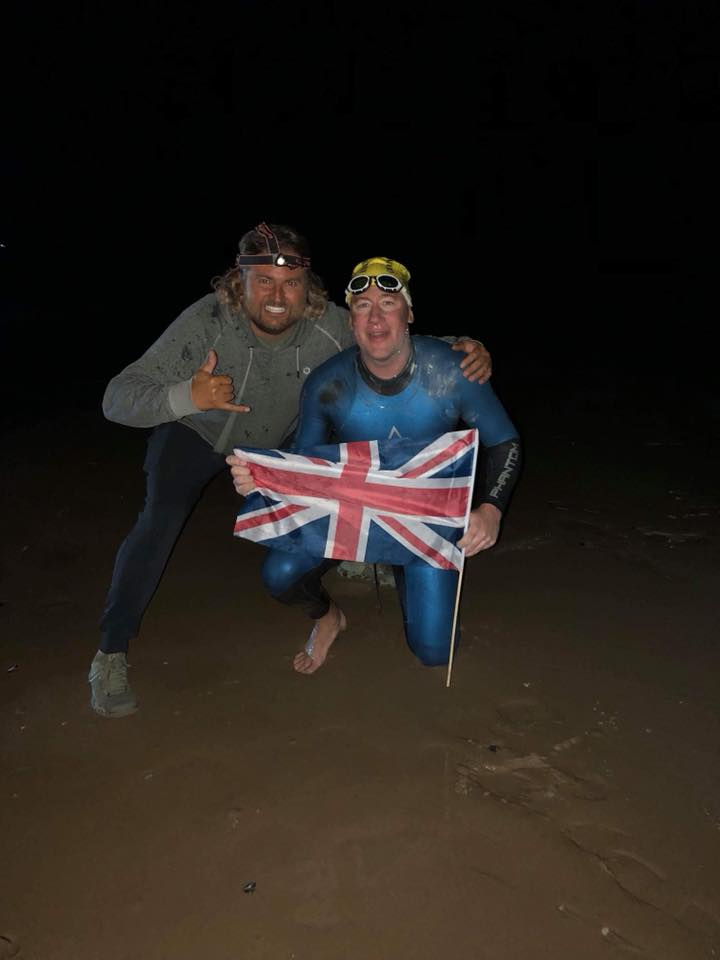 English Channel Swim